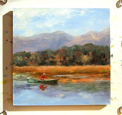 080905-canoing-through-the-marsh-6x6-wip2b-400