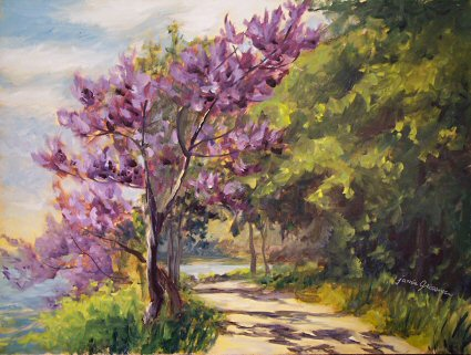 090522-sunlit-path-with-purple-trees-hrq15-425
