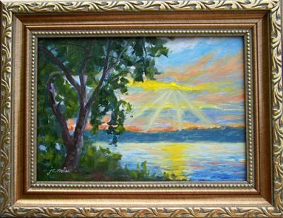 090613-hudson-river-sunrise-hrq19-5x7-framed-500