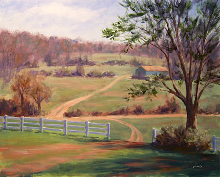 090820-Peaceful-Spring-Afternoon-16x20-450