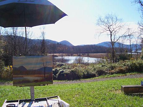 091117-Fishkill-Creek-Hudson-River-12x16-scene-450