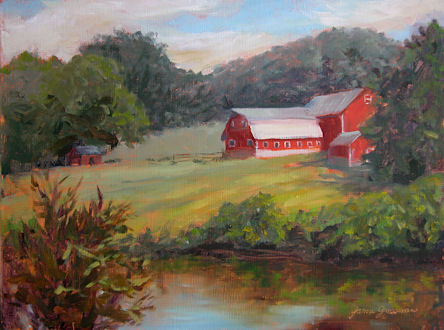 100812-Red-Barns-by-the-Creek-8x12-450