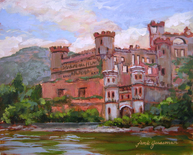 Monday Sunrise Blogging 100906 >> Hudson Valley Painter Blog Archive Hudson River View Of