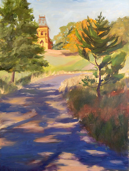 101001-Shaded-Path-at-Olana-18x24-550v