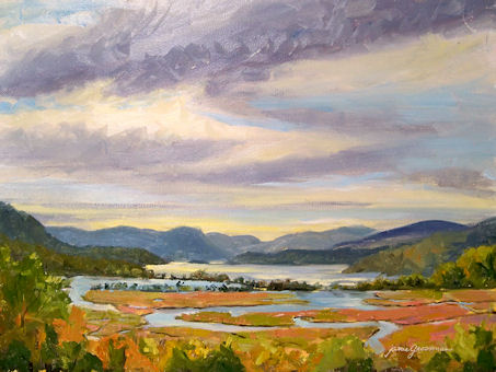 101012-Clearing-Skies-Over-Boscobel-12x16-4501