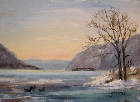 110303-Hudson-River-in-Winter-5x7-done-450