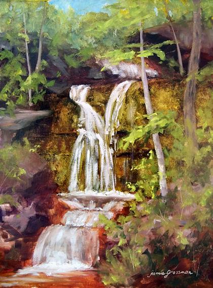 110523-Mossy-Falls-16x12-550v