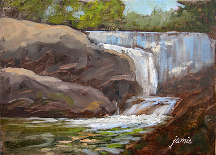 110730-Late-Afternoon-at-Chatham-Falls-5x7-450
