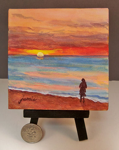 111119-Watching-the-Sunset-easel-4x4-gf-500v