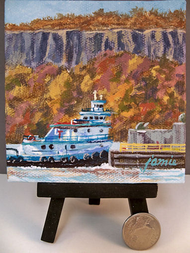 111121-Palisades-and-little-tug-that-could-easel-4x4-500c