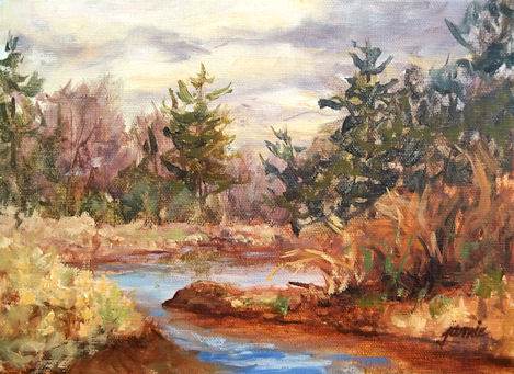 120326-Overcast-Morning-by-the-Beaver-Pond-5x7-450