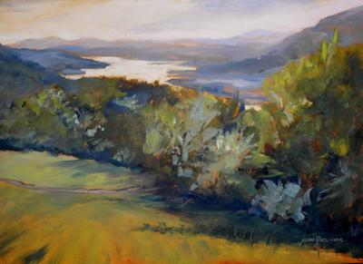 120907-Hudson-River-From-Above-oil-sketch-11x15-600