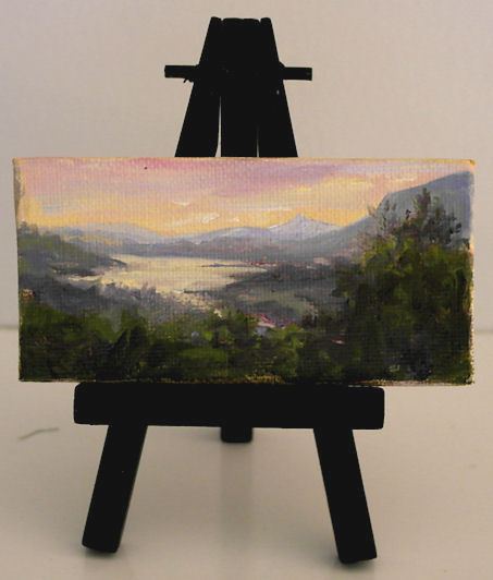 120907-Hudson-River-Sunset-Miniature-2x4-450