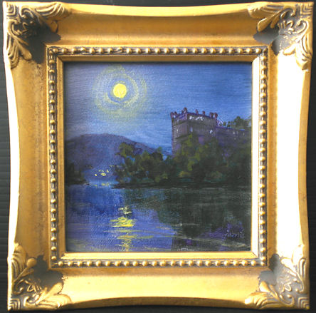 130101-Full-Moon-Over-Castle-Ruins-5x5-acrylic-450