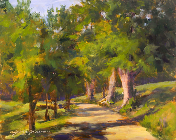 Hudson Valley Painter Blog Archive Path To The Cozy Cottage