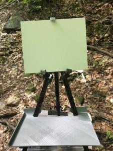 3-tray on tripod
